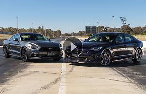 Ford Oz releases Mustang performance parts - motoring com au
