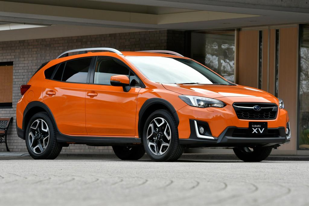 New Subaru Xv Here In June