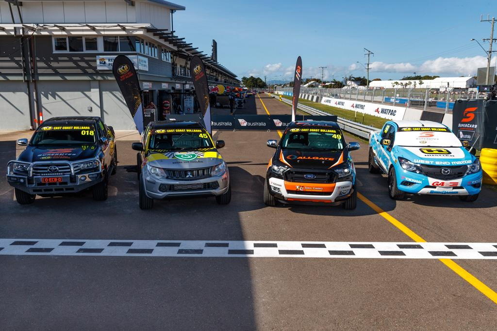 2018 mitsubishi triton release date australia. beautiful mitsubishi motorsport ford ranger and mitsubishi triton superutes revealed in 2018 mitsubishi triton release date australia