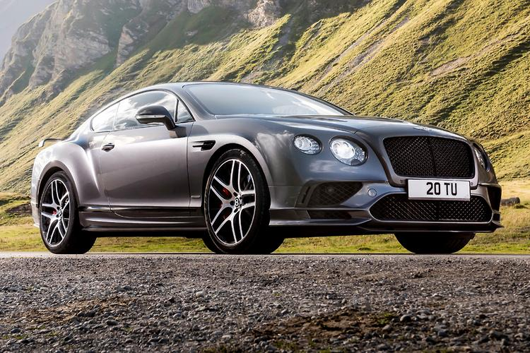 Merveilleux Bentley Continental Supersports Yours For $570K