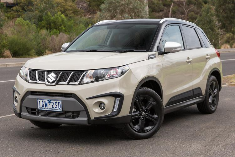 4x4 Show Melbourne >> Suzuki Vitara S-Turbo 2016 Review - motoring.com.au
