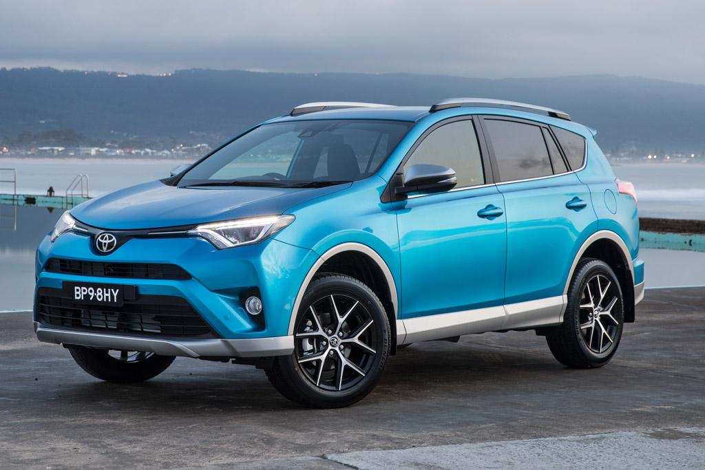 Running Changes To Toyota S Rav4 Range Include New Safety Features