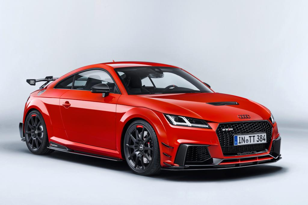 SEMA Audi Shows Off KW TT Clubsport Concept Motoringcomau - Audi car maker