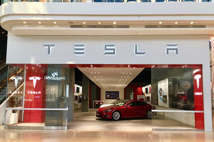 Tesla Opens First Retail Store In Melbourne Motoring Com Au