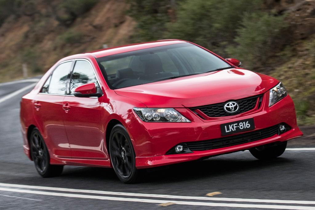 Toyota Aurion 2016 Review