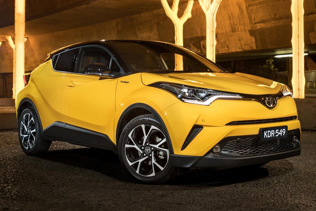 Toyota C-HR priced from $27K - motoring.com.au