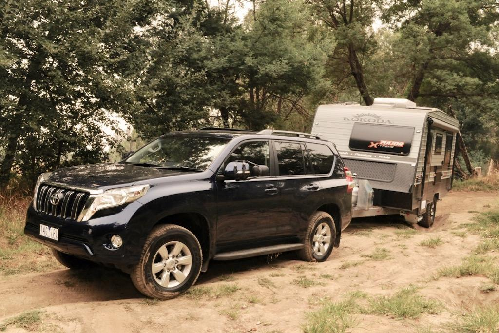 Three Tonne Towing Upgrade Coming For Toyota Prado