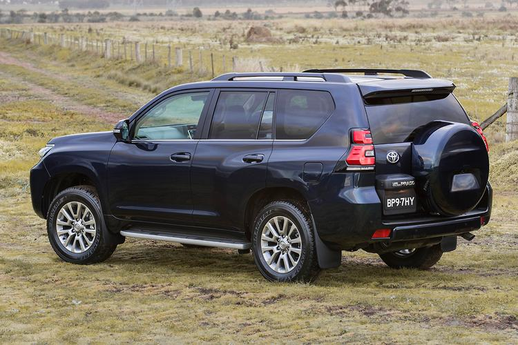 November Upgrade Will Finally See Australiau0027s Top Selling Large SUV Match  The 3000kg Towing Capacity Of Its Key Rivals