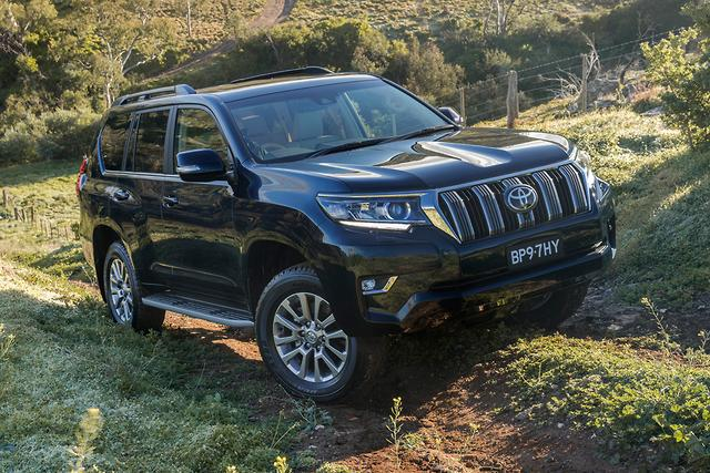 Three-tonne towing for Toyota Prado - motoring com au