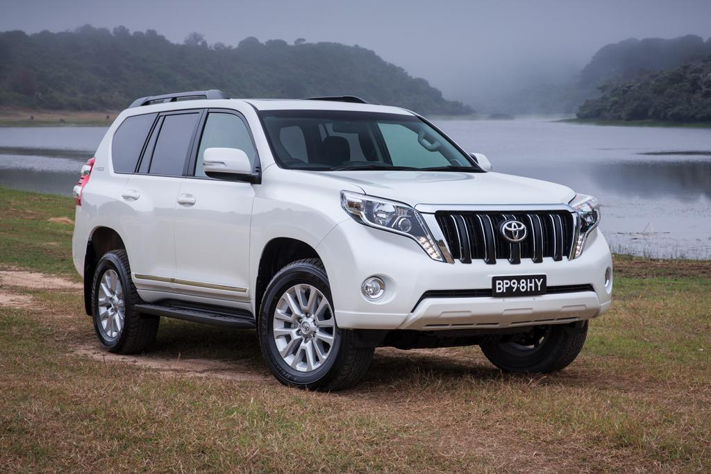 toyota releases another prado altitude special. Black Bedroom Furniture Sets. Home Design Ideas