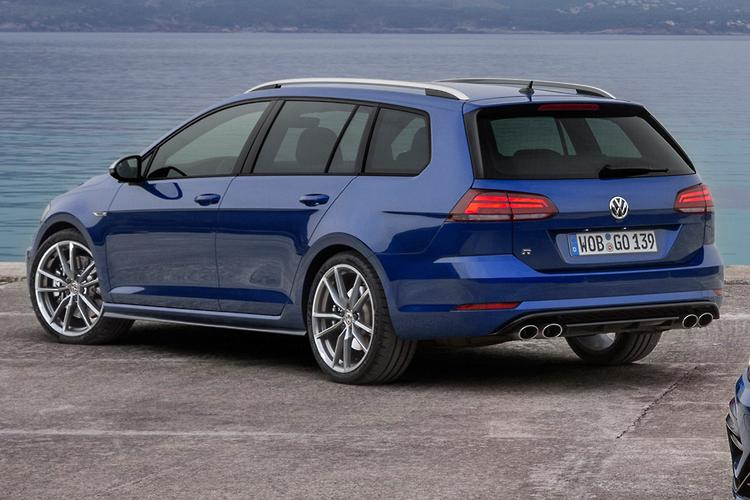 2018 Volkswagen Golf R Wagon pricing released - motoring.com.au