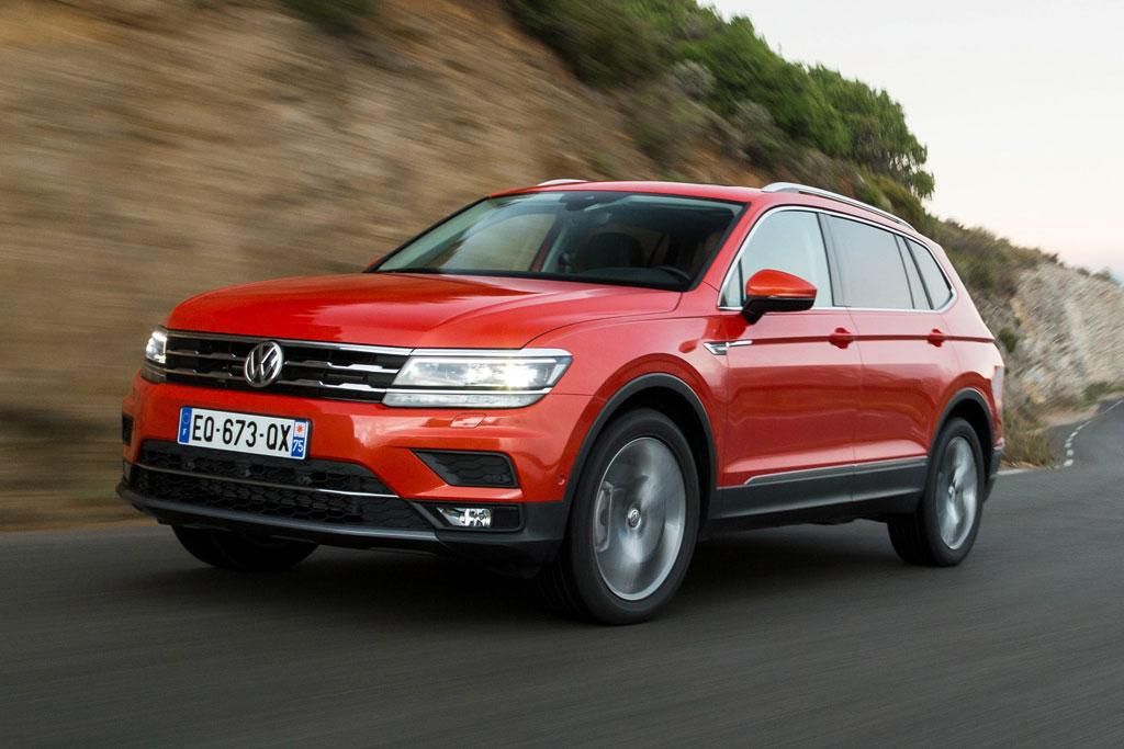 volkswagen tiguan allspace 2018 review. Black Bedroom Furniture Sets. Home Design Ideas