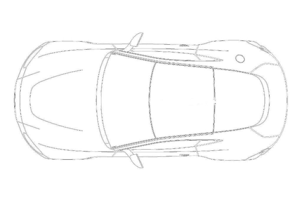next-gen aston martin vantage drawings leaked