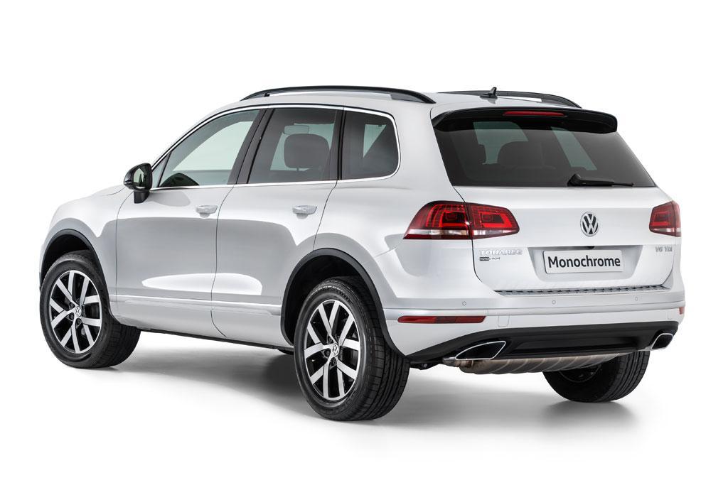 Volkswagen Releases Touareg Monochrome Motoring Com Au