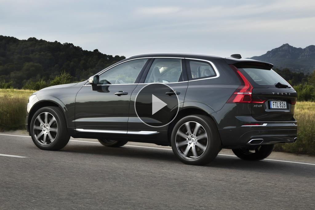 volvo xc60 2017: video review - motoring.au