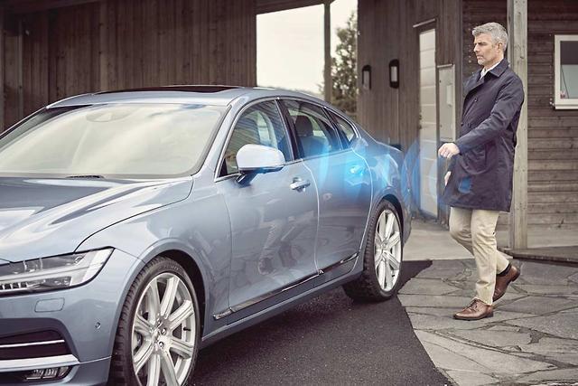 Volvo App To Replace Key Motoring Com Au