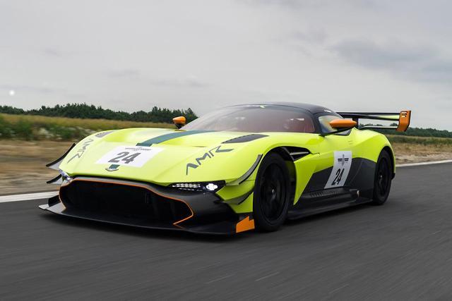 Aston Martin Vulcan Gets Amr Upgrades Motoring Com Au