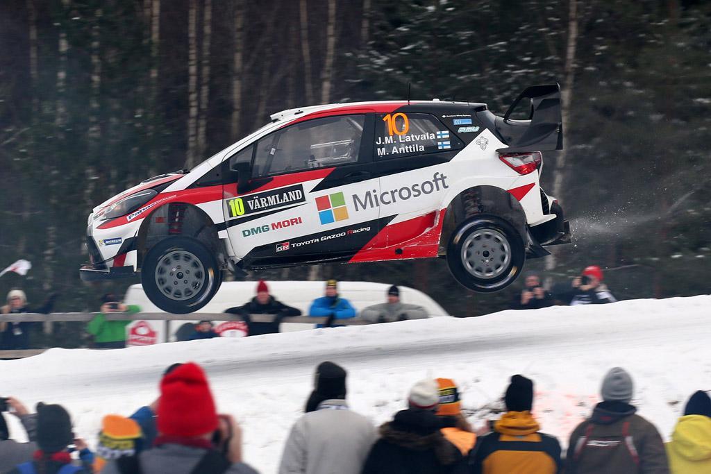 MOTORSPORT: Toyota a winner again in WRC - motoring.com.au