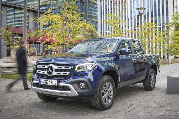 Mercedes benz x class pricing leaked for Mercedes benz x class price