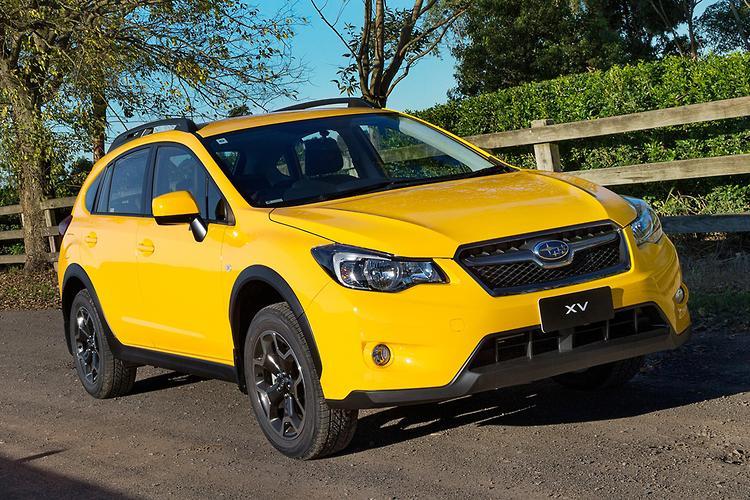 Subaru Ponders One Make Rally Series Motoring Com Au