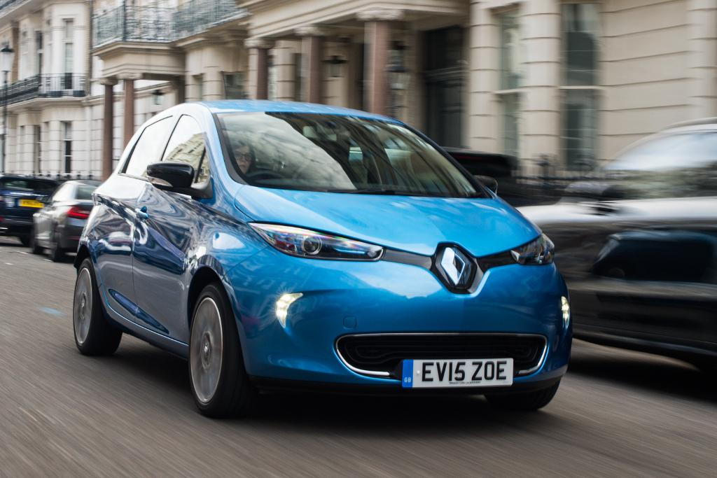 Renault Confirms Pure Electric Zoe And Kangoo Ze For Australia