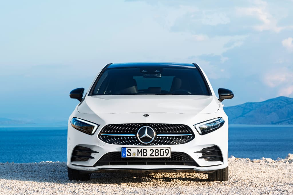 Mercedes Benz Reveals 2018 A Class Motoring Com Au