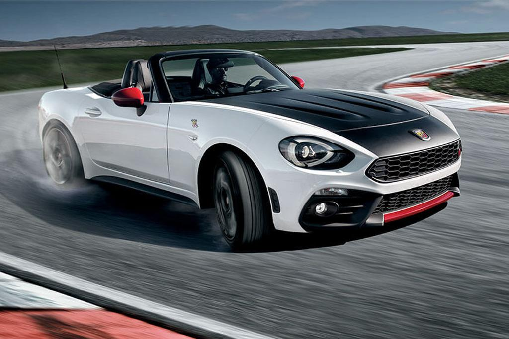Abarth 124 Spider Closer Motoring Com Au