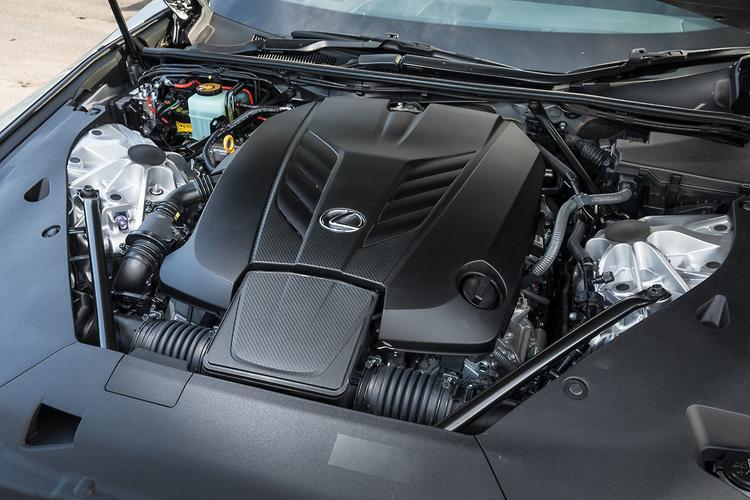 ABDC 2018 Lexus LC 500