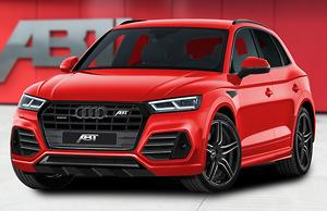 Audi Sq5 Abt Sportsline Beats Rs Q5 To The Punch