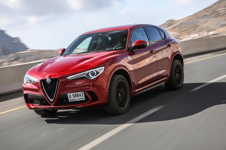 Alfa Romeo Stelvio Qv 2018 Review Motoring Com Au