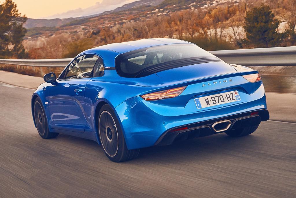 Alpine A110 Is Not A Renault Motoring Com Au