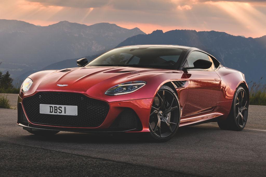 Faster Aston Martin DBS Superleggera AMR To Follow Motoringcomau - Aston martin dbs