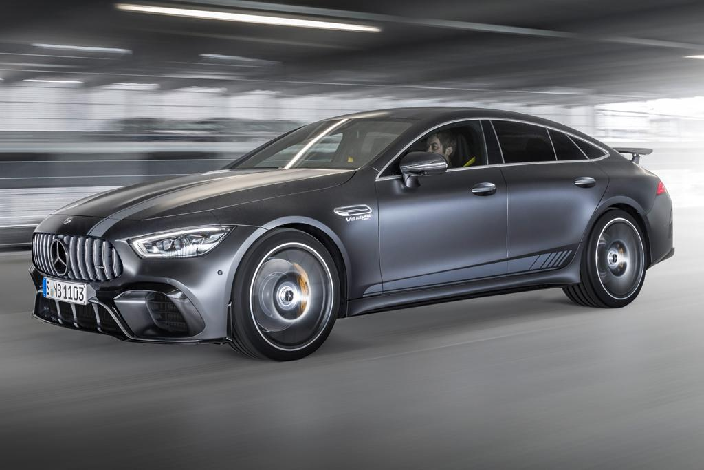 Amg Gt 4 Door Edition 1 On Its Way Motoringcomau