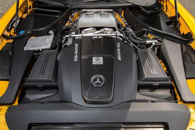 Mercedes-AMG GT Black to get unconventional V8 engine