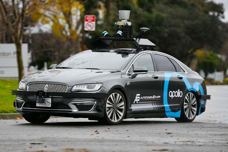 Baidu updates Apollo project to help developers make self-driving cars