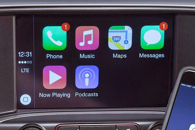 mazda to roll out apple carplay android auto motoring. Black Bedroom Furniture Sets. Home Design Ideas