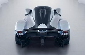 Geneva Motor Show Aston Valkyrie Amr Pro Matches F1 Cars For Speed