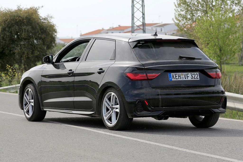 Spy Pics Next Gen Audi A1 Bares All Motoring Com Au