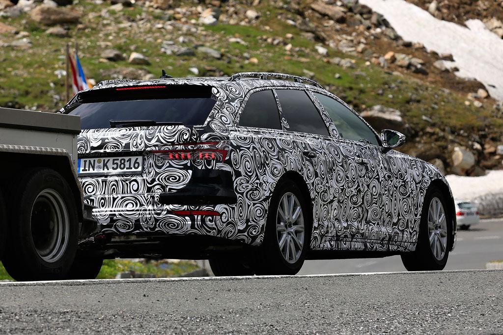 Spy Pics Audi A6 Allroad Confirmed For Oz Motoringcomau
