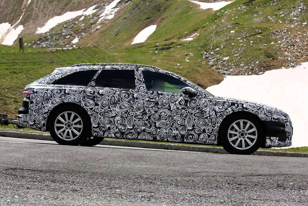 SPY PICS Audi A Allroad Confirmed For Oz Motoringcomau - Audi a6 wagon