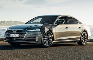 Audi A Review Motoringcomau - Audi a8 2018