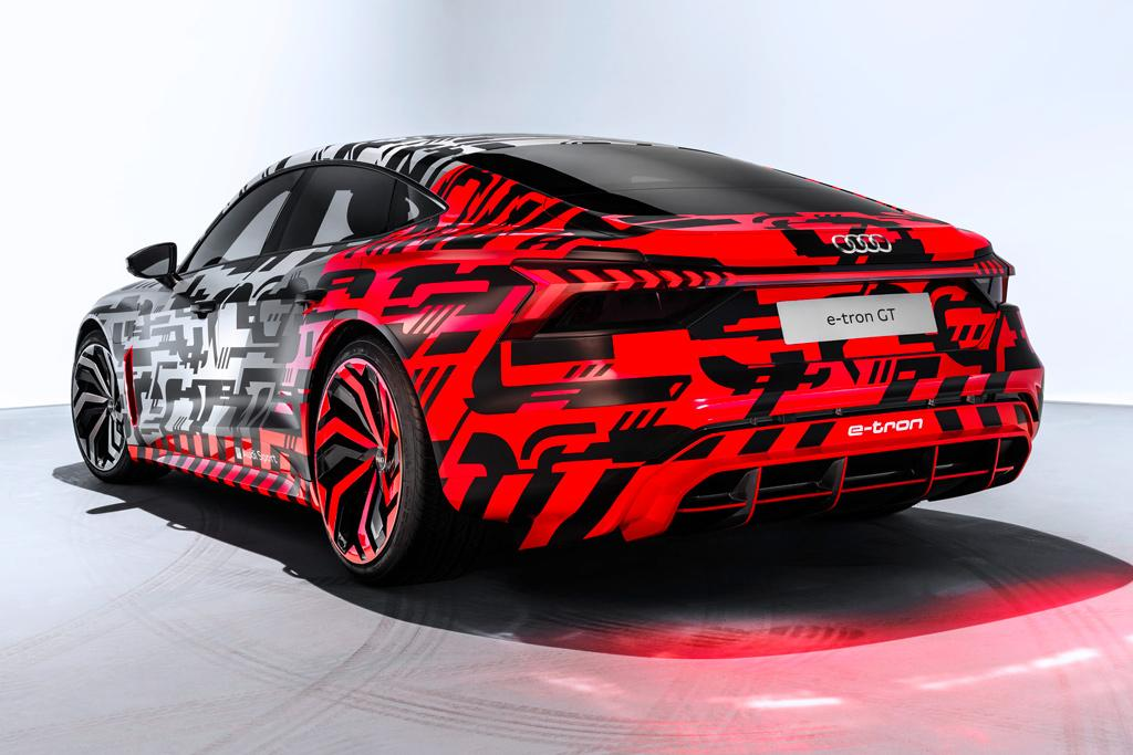 Audi E Tron Gt Concept Exposed Motoring Com Au