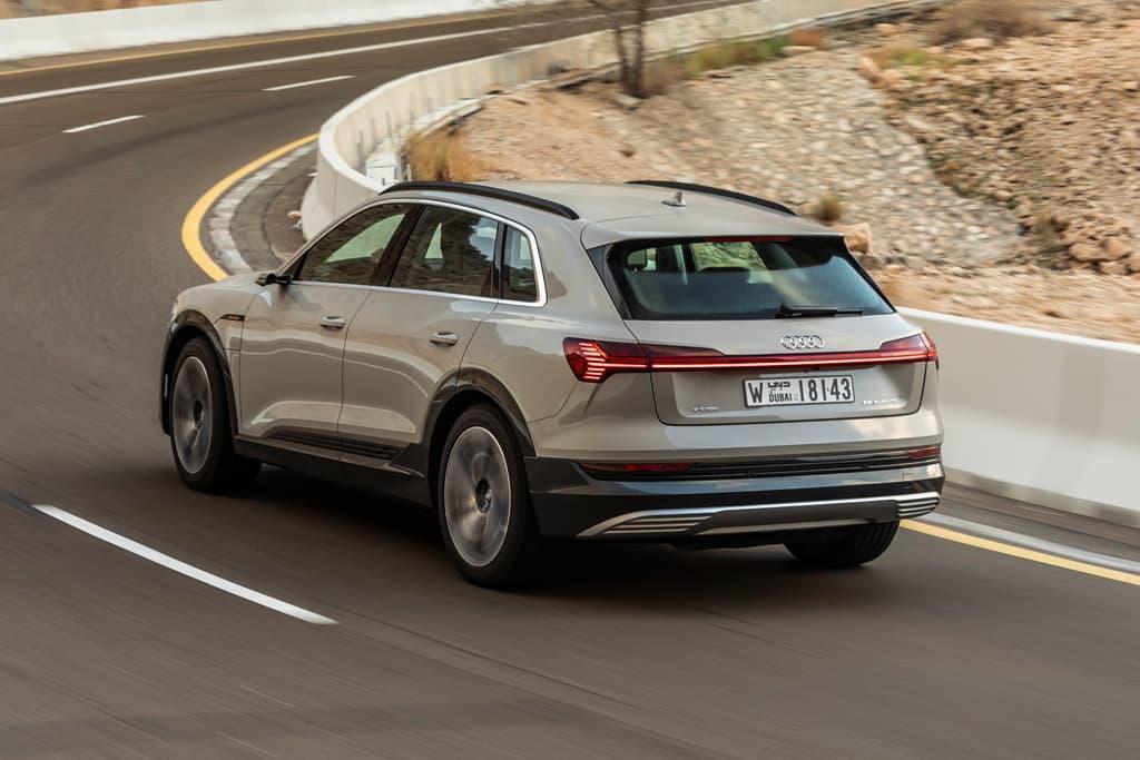 Audi Hatching Baby E Tron Suv Motoring Com Au