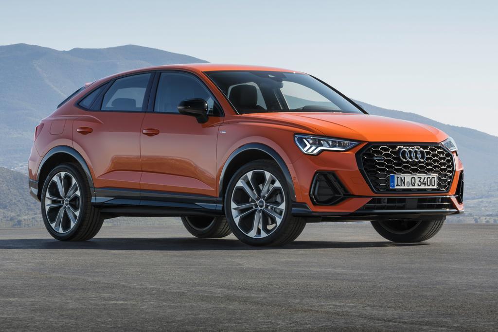 2020 Audi Q3: News, RS Q3, Specs, Release >> All New Audi Q3 Sportback Revealed Motoring Com Au