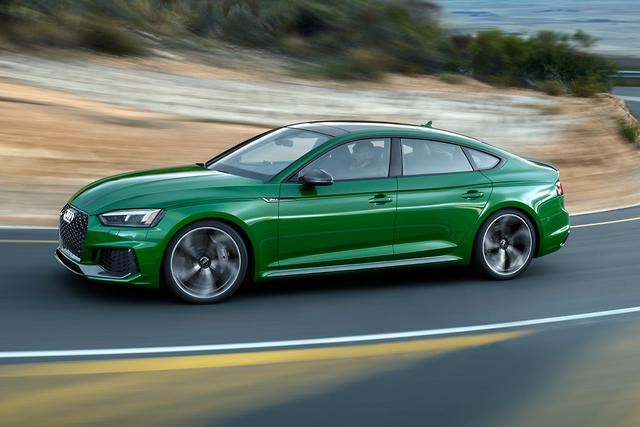 Audi RS 5 Sportback pricing revealed - motoring com au