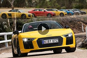 Audi Sport A Celebration Of Speed Part One