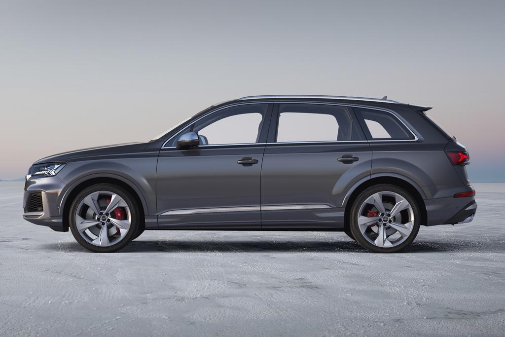 Audi Sq7 Upgraded Motoring Com Au
