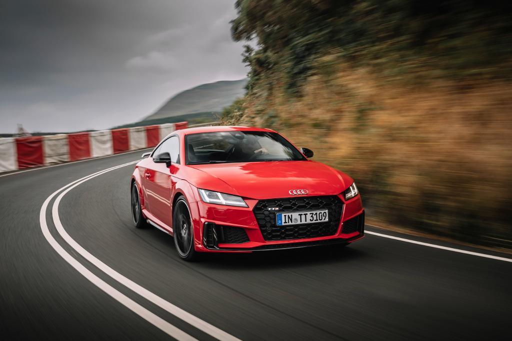 Next Audi Tt To Be Fast Four Door Coupe Motoring Com Au