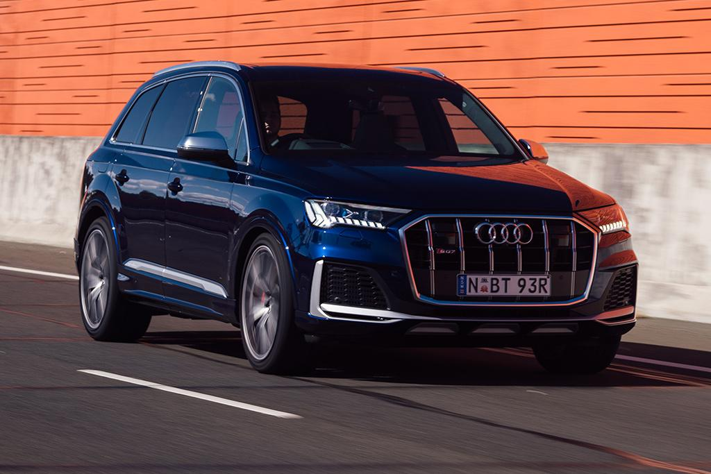 Audi Sq7 2020 Review Motoring Com Au