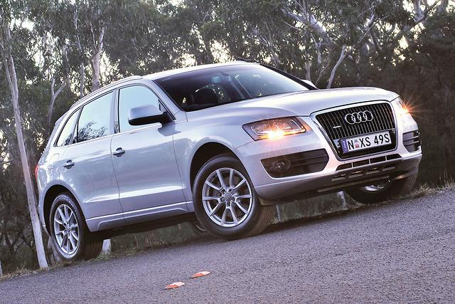 Audi Q Recalled For Takata Airbag Fix Motoringcomau - Audi q5 models